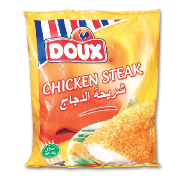 Doux Chicken Steak