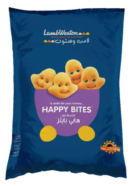 LambWeston Potato Happy Bites