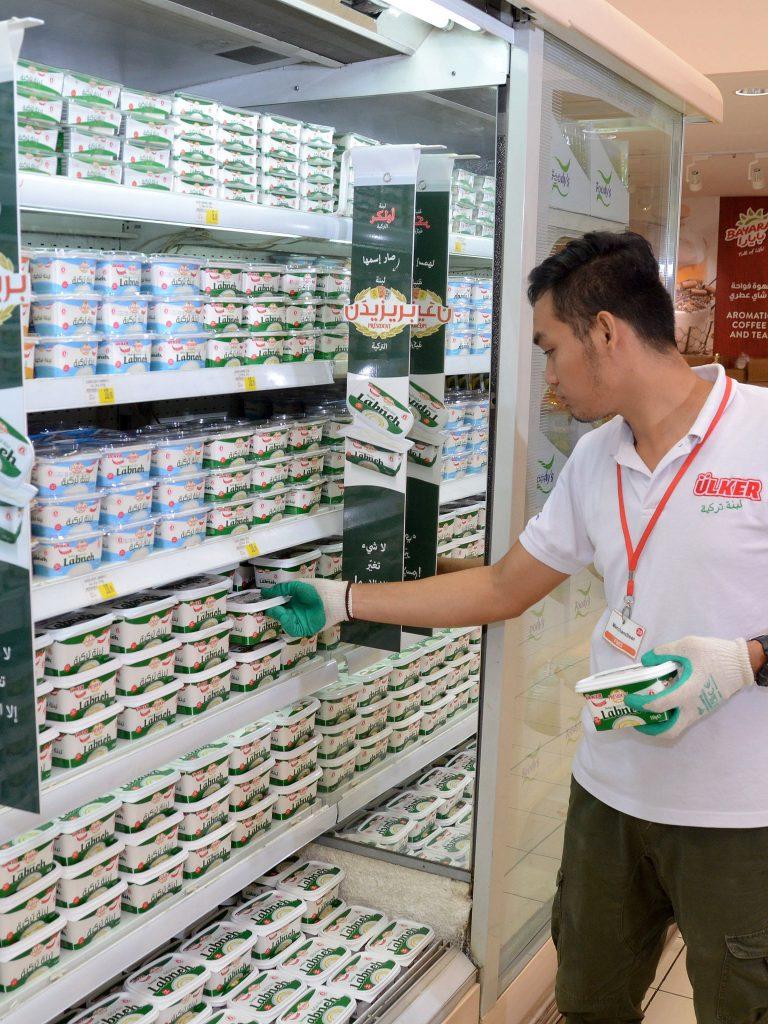 Supermarkets & Mini Markets