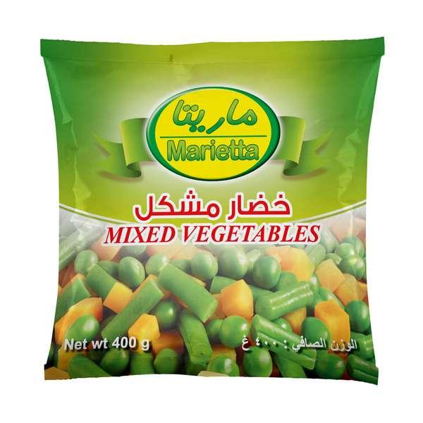 Marietta Mixed Vegetables
