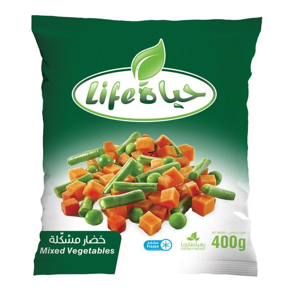 Life Mixed Vegetables